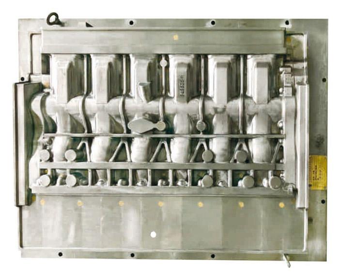 CT00-100玉柴缸体静压线模具2