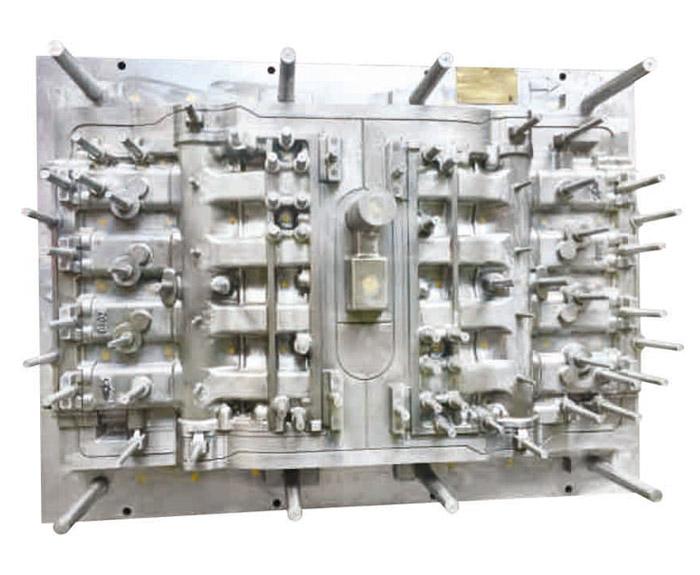 4缸体静压线模具1