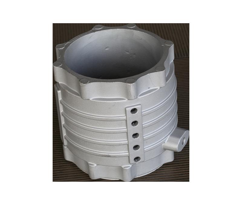水冷电机壳